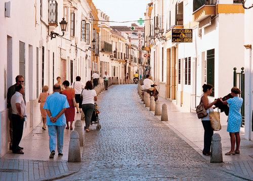 calle Feria