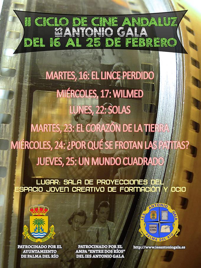 II Ciclo de Cine Andaluz