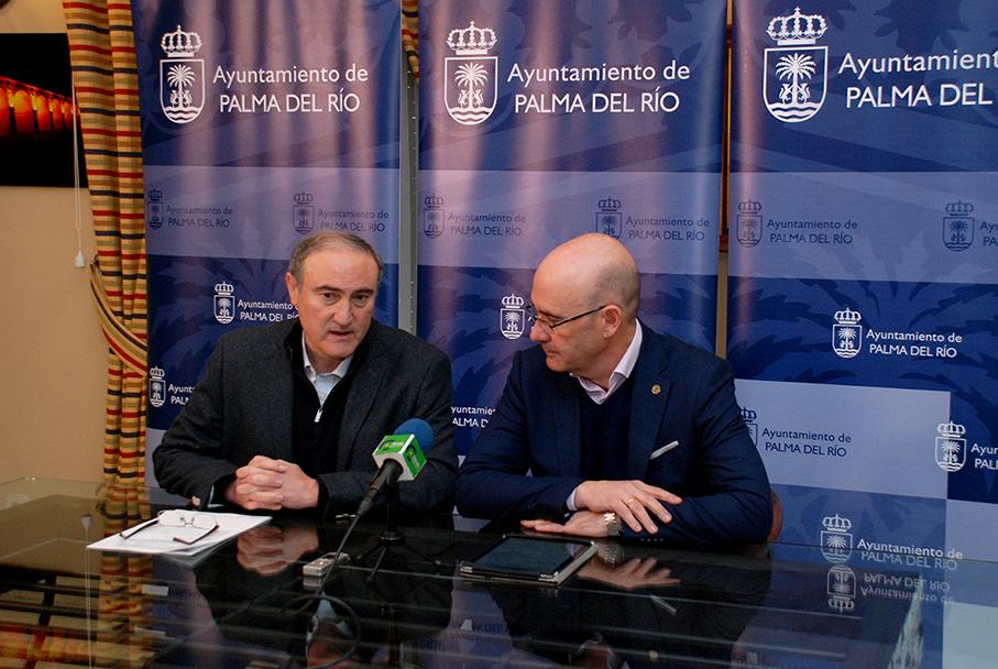 El alcalde y el delegado de Economía presentan las medidas de empleo