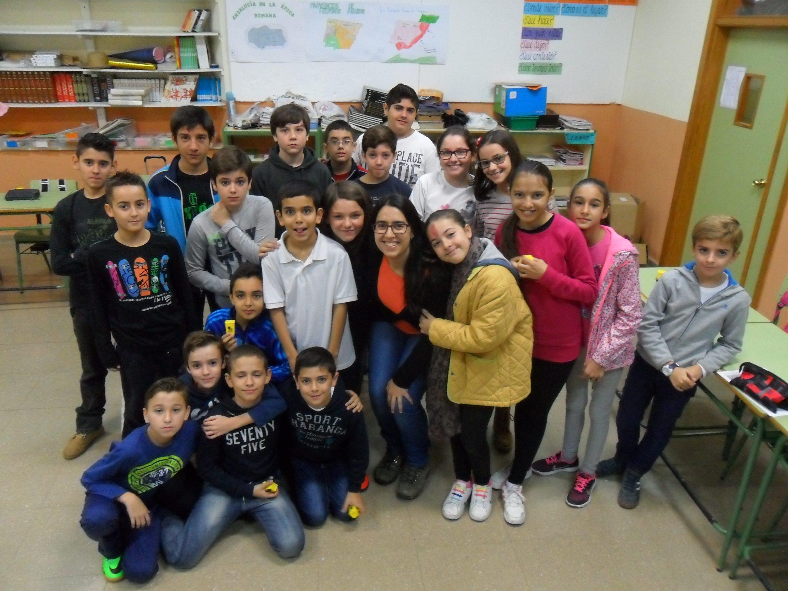 Campaña escolar de concienciación sobre el reciclaje