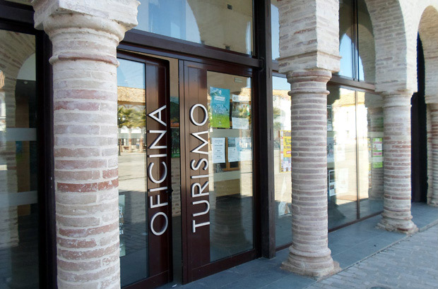 Turismo palma del r o for Oficina turismo palma