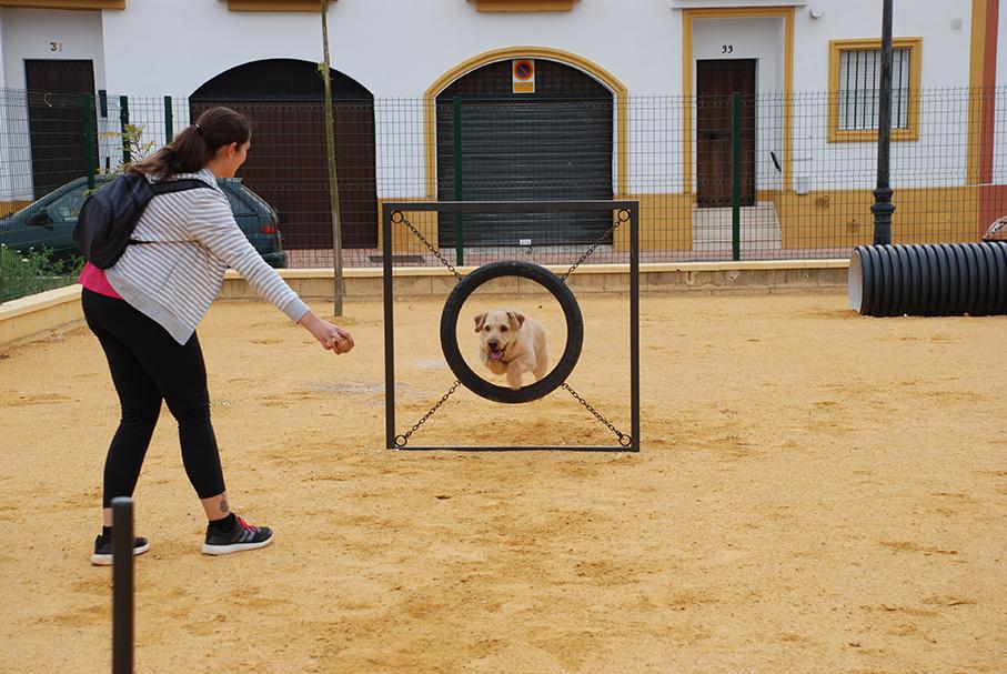 Nuevo Parque Canino en la Avda. de Paraguay