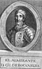 Miçer Egidio Bocanegra, primer señor de la villa de Palma (1342-1367)
