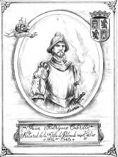Juan Rodríguez Cabrillo (1498-1543)