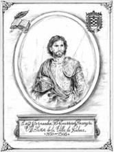 Luis Fernández Portocarrero Bocanegra (1450-1503)