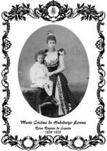 María Cristina de Habsburgo-Lorena o María Cristina de Austria