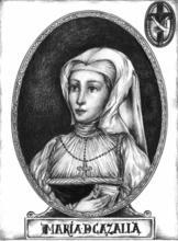 María de Cazalla (1487-mediados del XVI)