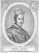 Luis Manuel Fernández Portocarrero y Guzmán (1635-1709)